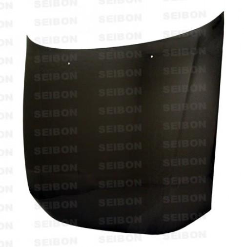 OEM-style carbon fibre bonnet for 1999-2003 Mitsubishi Galant
