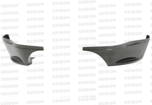 SR-style carbon fibre rear lip for 2009-2010 Nissan 370Z