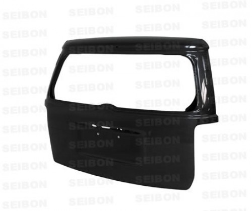 OEM-STYLE CARBON FIBRE BOOT LID FOR 2008-2015 SCION XB