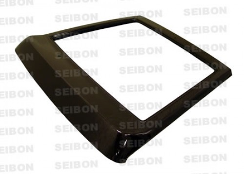 OEM-style carbon fibre boot lid for 1984-1987 Toyota Corolla AE86 HB