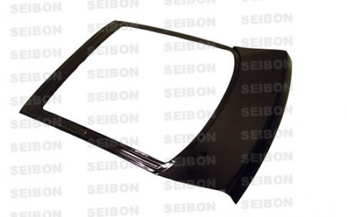 OEM-style carbon fibre boot lid for 1989-1994 Nissan 240SX HB