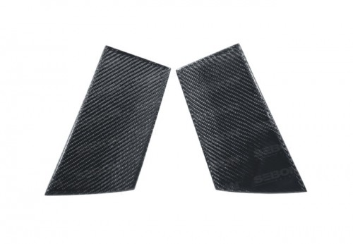 Carbon fibre B-Pillar for 2009-2012 Nissan 370Z