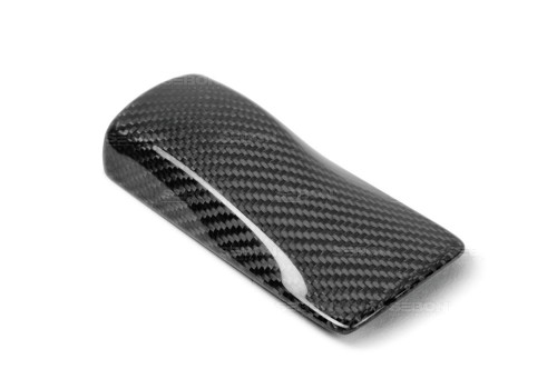 CARBON FIBRE INTERIOR WRIST REST FOR 2014-2016 LEXUS IS