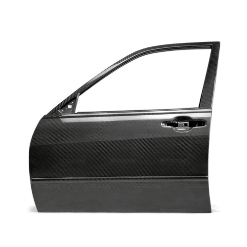 CARBON FIBRE DOORS FOR 2001-2005 LEXUS IS 300 - Front*