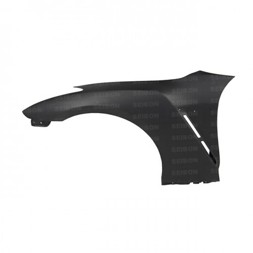 OEM-style DRY CARBON front guards for 2009-2010 Nissan GTR..*ALL DRY CARBON PRODUCTS ARE MATTE FINISH! (pair)