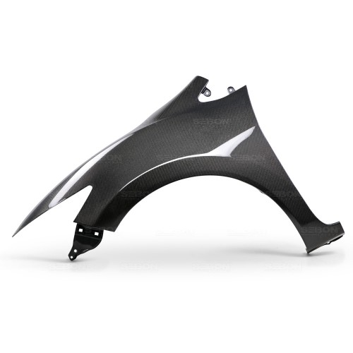 CARBON FIBRE GUARDS FOR 2014-2015 HONDA CIVIC COUPE