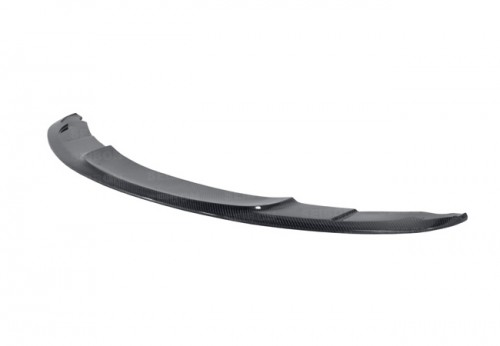 TT-STYLE CARBON FIBRE FRONT LIP FOR 2011-2012 BMW E82 1M COUPÉ