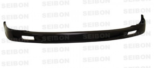 MG-style carbon fibre front lip for 1992-1995 Honda Civic 2DR/HB