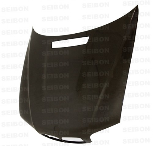 OEM-STYLE CARBON FIBRE BONNET FOR 2001-2006 BMW E46 M3