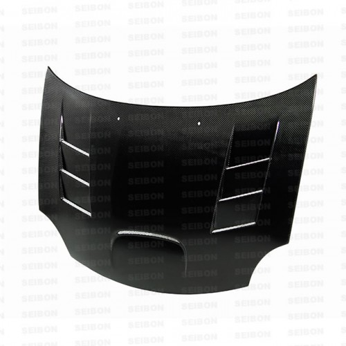 TS-style carbon fibre bonnet for 2003-2005 Dodge Neon SRT-4