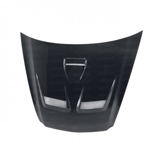 CW-style carbon fibre bonnet for 2004-2008 Acura TL