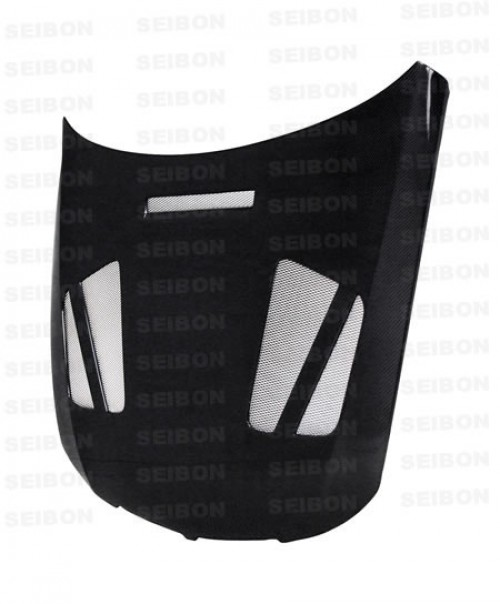 ER-STYLE CARBON FIBRE BONNET FOR 2006-2008 BMW E90 3 SERIES SALOON