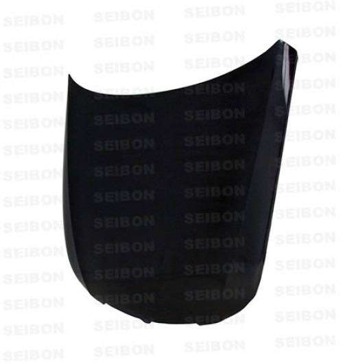 OEM-STYLE CARBON FIBRE BONNET FOR 2006-2008 BMW E90 3 SERIES SALOON
