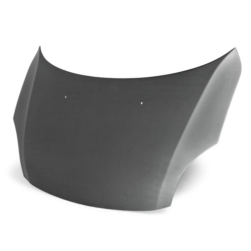 OEM-Style Carbon fibre bonnet for 2005-2007 Suzuki Swift (Matte Finish)