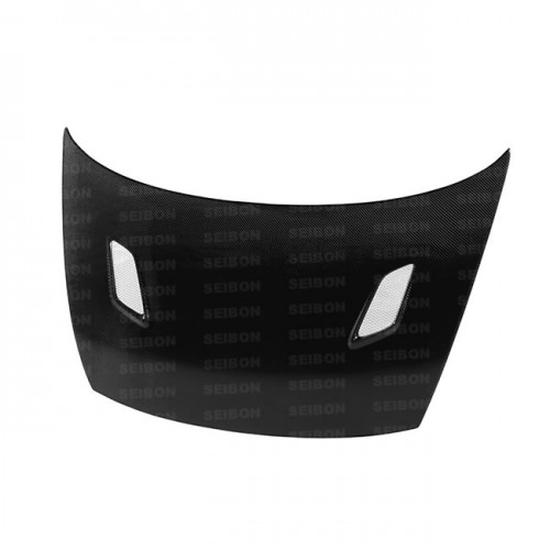 MG-style carbon fibre bonnet for 2006-2010 Honda Civic 4DR
