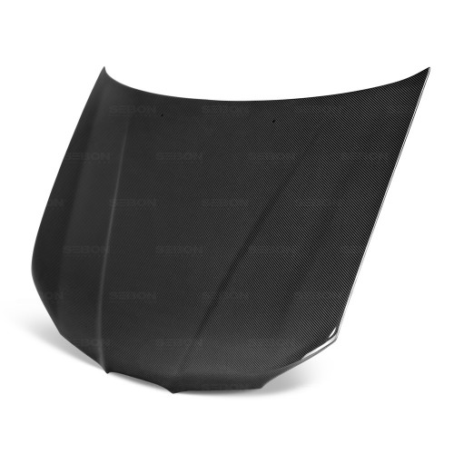RS-STYLE CARBON FIBRE BONNET FOR 2006-2007 SUBARU IMPREZA / WRX / STI