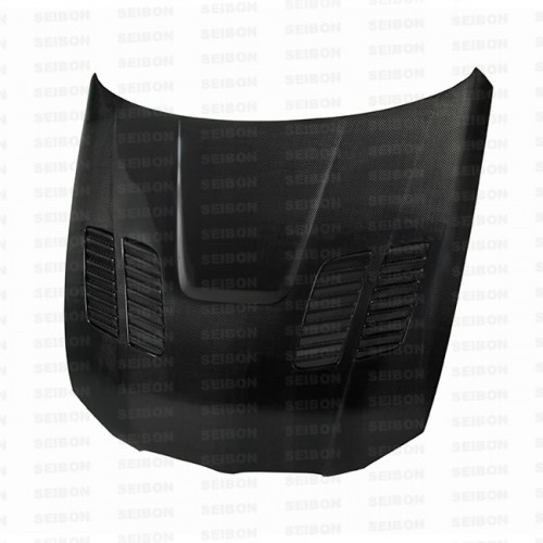 GTR-STYLE CARBON FIBRE BONNET FOR 2007-2010 BMW E92 3 SERIES COUPE*