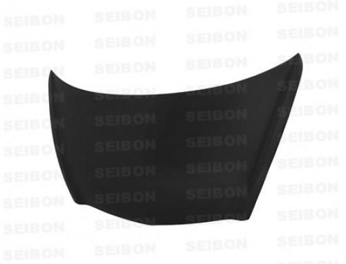OEM-Style Carbon fibre bonnet for 2003-2008 Honda Jazz (JDM)