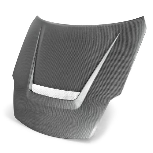 VSII-Style Carbon fibre bonnet for 2002-2008 Nissan 350Z (Matte Finish)