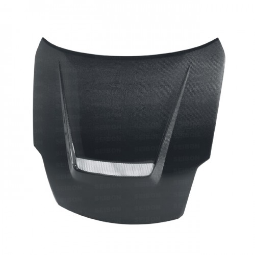 VSII-style carbon fibre bonnet for 2007-2008 Nissan 350Z (also fits 2002-2006 models)