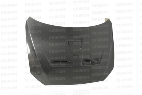 OEM-style carbon fibre bonnet for 2008-2012 Mitsubishi Lancer EVO X