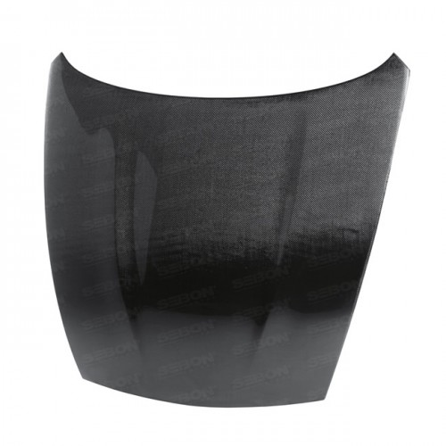 OEM-style carbon fibre bonnet for 2009-2014 Nissan 370Z