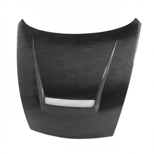 VSII-STYLE CARBON FIBRE BONNET FOR 2009-2019 NISSAN 370Z
