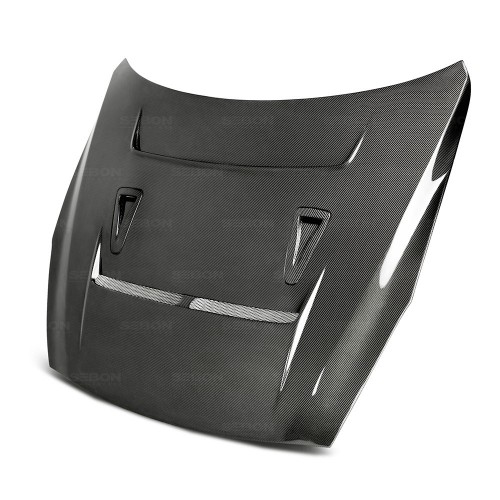 DV-STYLE CARBON FIBRE BONNET FOR 2009-2016 NISSAN GT-R