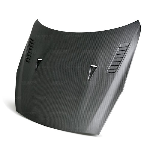 ES-STYLE DRY CARBON BONNET FOR 2009-2016 NISSAN GT-R*