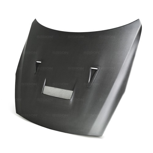 VSII-STYLE DRY CARBON BONNET FOR 2009-2016 NISSAN GT-R*