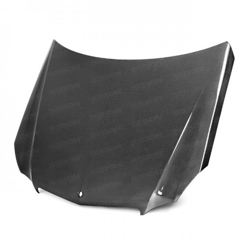 OEM-STYLE CARBON FIBRE BONNET FOR 2010-2013 MERCEDES-BENZ E-CLASS SALOON / ESTATE