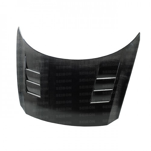 TS-style carbon fibre bonnet for 2011-2012 Honda CR-Z