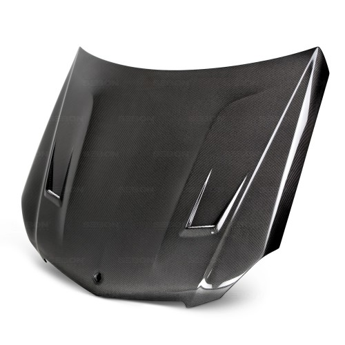 GT-STYLE CARBON FIBRE BONNET FOR 2012-2015 MERCEDES-BENZ C63 AMG