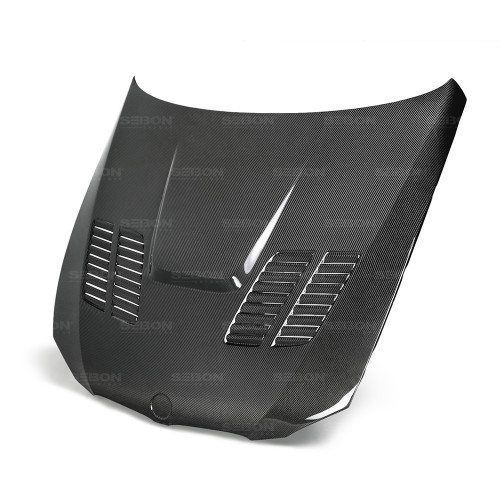GTR-STYLE CARBON FIBRE BONNET FOR 2013 BMW E92 M3 COUPE FROZEN LIMITED EDITION*