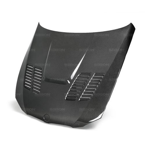 GTR-STYLE CARBON FIBRE BONNET FOR 2013 BMW E92 M3 COUPE FROZEN LIMITED EDITION*