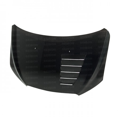 CW-style carbon fibre bonnet for 2012-2015 Chevrolet Sonic
