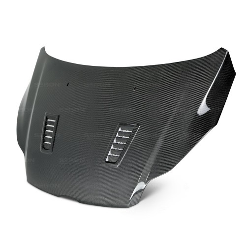 RS-STYLE CARBON FIBRE BONNET FOR 2012-2014 FORD FOCUS