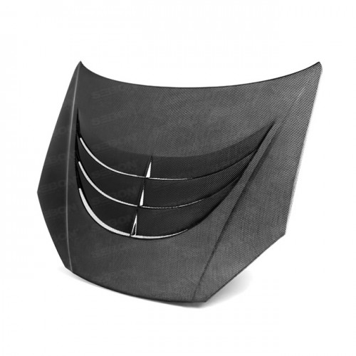 SC-Style Carbon fibre bonnet for 2013- up Hyundai Genesis 2DR