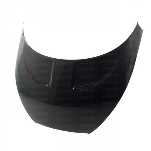 OEM-style carbon fibre bonnet for 2012 Hyundai Veloster