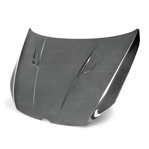 TM-Style Carbon fibre bonnet for 2015-2016 Volkswagen Golf / Golf GTI MK7