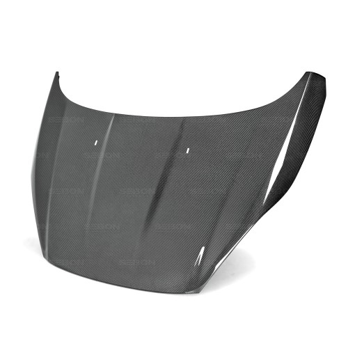 OE-style carbon fibre bonnet for 2014-up Ford Fiesta