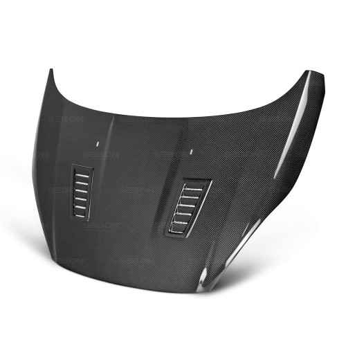 RS-STYLE CARBON FIBRE BONNET FOR 2014-2017 FORD FIESTA