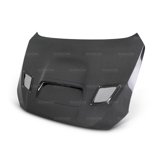 CS-STYLE CARBON FIBRE BONNET FOR 2015-2018 SUBARU WRX / STI