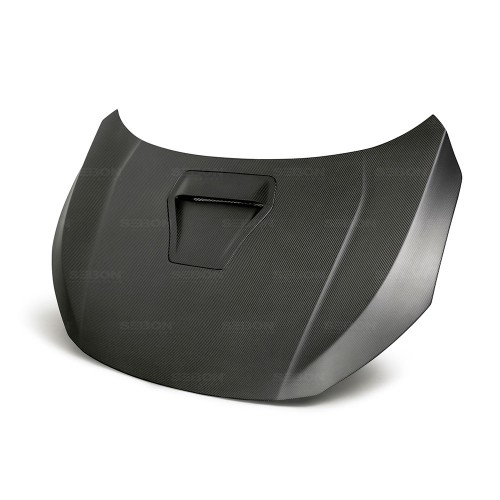 OEM-STYLE DRY CARBON BONNET FOR 2017-2018 HONDA CIVIC TYPE R*