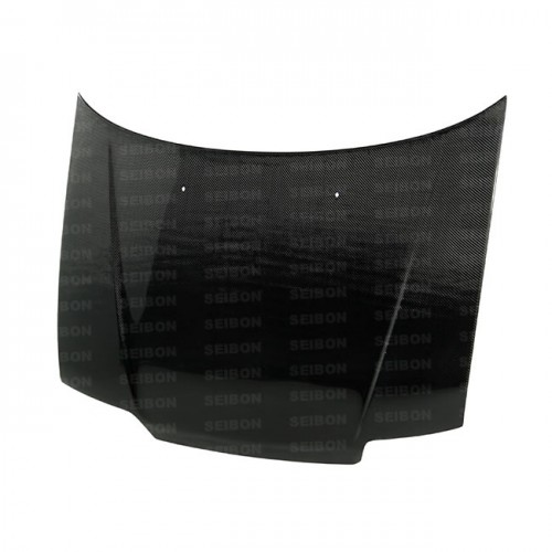 OEM-style carbon fibre bonnet for 1988-1991 Honda Civic HB/CRX
