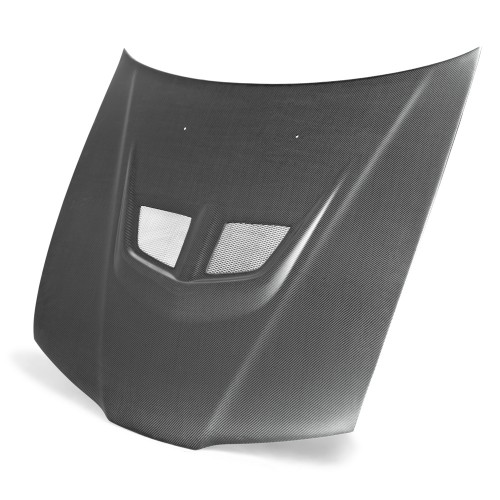 EVO-Style Carbon fibre bonnet for 1992-1996 Honda Prelude (Matte Finish)
