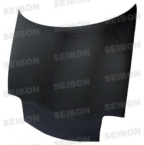OEM-style carbon fibre bonnet for 1993-2002 Mazda RX-7