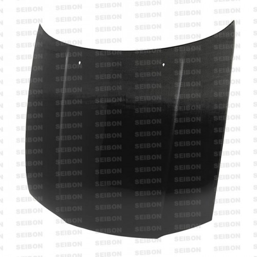 OEM-style carbon fibre bonnet for 1995-1996 Nissan Skyline R33 GT-R