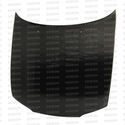 OEM-style carbon fibre bonnet for 1995-1996 Nissan Skyline R33 GT-S