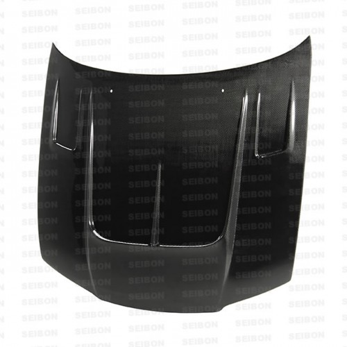 TT-style carbon fibre bonnet for 1997-1998 Nissan Skyline R33 GT-S